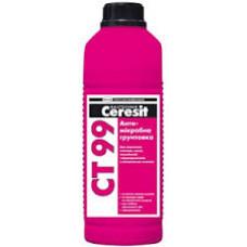 CERESIT CT-99 Антимикробная грунтовка 1л