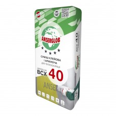 Ансерглоб ВСХ-40 клей для приклеивания и армирования теплоизоляции 25кг