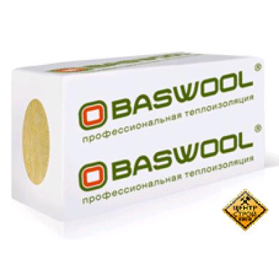 Мин. плита BASWOOL ФАСАД - 120  (1200*600) 100мм (2,16м2 3л)