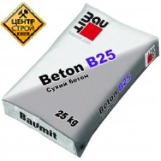 Baumit Beton B25 Бетонная смесь