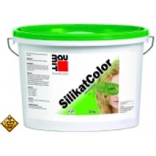 Baumit SilikatColor Краска силикатная фасадная
