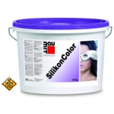 Baumit SilikonColor Краска силиконовая фасадная