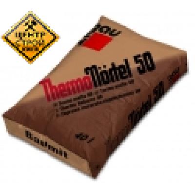 Baumit ThermoMortel Смесь для кладки теплоизол.блоков