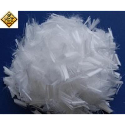Волокно армирующее полипропиленовое 12мм 0.9кг (фибра)