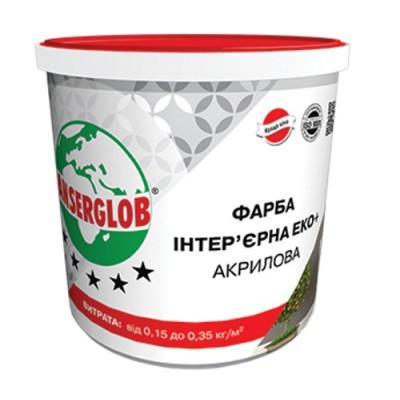 ANSERGLOB  интерьерная АКРИЛОВАЯ ЭКО+ 15кг