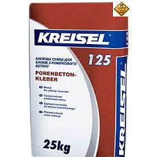 KREISEL 125 Кладочная смесь для ячеистого бетона