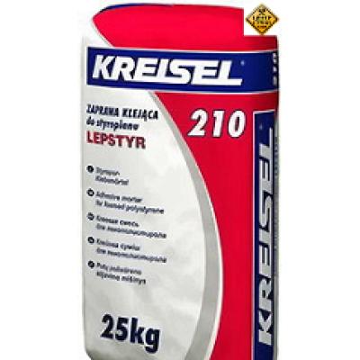 KREISEL 210 Клей для приклейки пенопласта