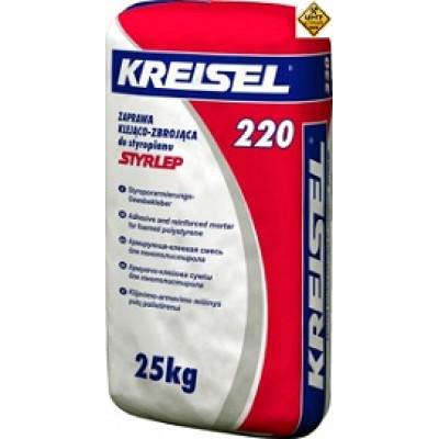 KREISEL 220 Клей для армирования пенопласта