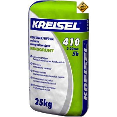 KREISEL 410 Самовыравнивающаяся смесь для пола