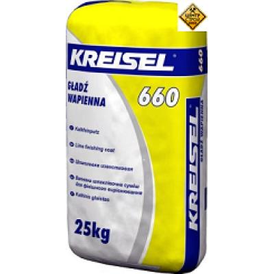 KREISEL 660 Шпаклёвка известковая