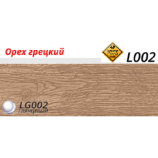 LinePlast Плинтус Орех грецкий L002 2.5м