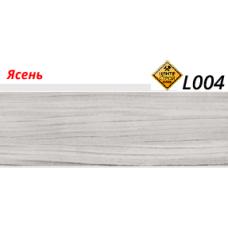 LinePlast Плинтус Ясень L004 2.5м
