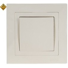 LUXEL BRAVO белый Выключатель 5002
