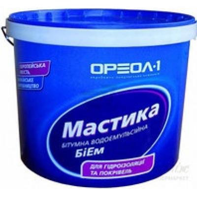 Ореол  Мастика битумно-эмульсионная БіЕМ (10кг)