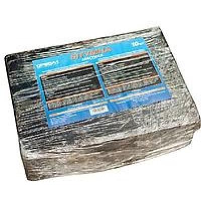 Ореол  Мастика битумно-полимерная кровельная 10кг брикет