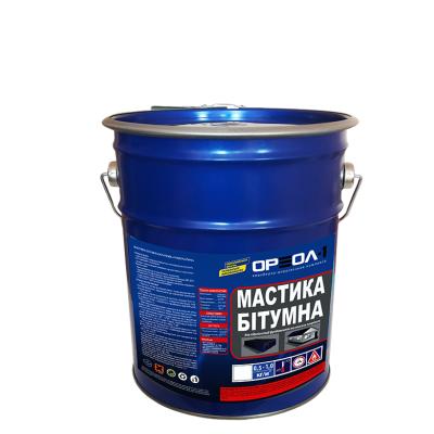 Ореол  Мастика битумная гидроизоляция фундамента (18 кг)