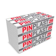 Пенопласт М-25 100мм 0.5*1 Столит Пинпласт