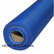 Сетка штукатурная 6*5мм (50м.кв А-145гр/м2) Masternet синяя