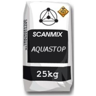 SCANMIX AQUASTOP Гидроизоляционная смесь