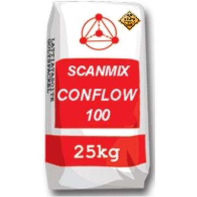SCANMIX CONFLOW 100 Легковыр и быстротверд. смесь
