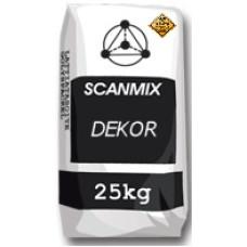 SCANMIX DEKOR Декор. минеральная штукатурка