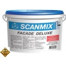 SCANMIX FACADE DELUXE Фасадная краска