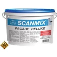 SCANMIX FACADE DELUXE Фасадная краска