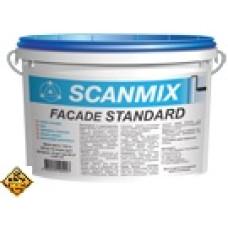 SCANMIX FACADE STANDART Акриловая краска стойкая