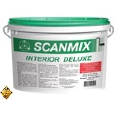 SCANMIX INTERIOR DELUXE Краска для внутренних работ