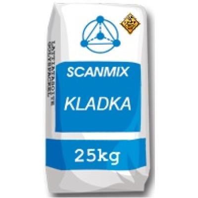 SCANMIX KLADKA Клей для ячеистых бетонов