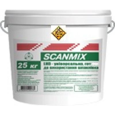 SCANMIX LHD60 Шпаклёвка акрил.готовая к применению