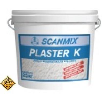 SCANMIX PLASTER K Декор.штукатурка для колеровки