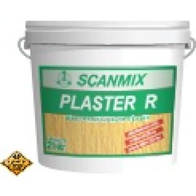 SCANMIX PLASTER R Декор.штукатурка для колеровки