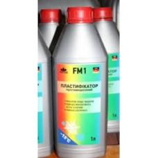 TOTUS Пластификатор FM1 противоморозный 1л