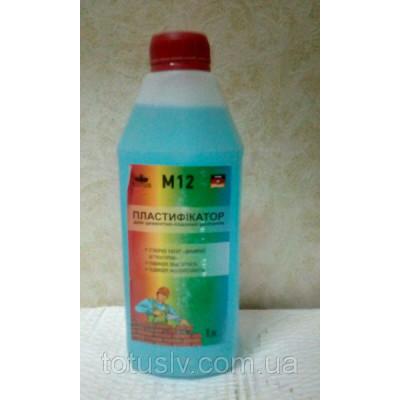 TOTUS Пластификатор M12 (штукат/клад) 1л