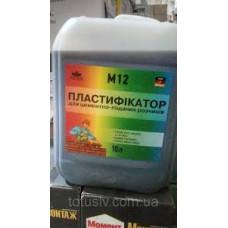 TOTUS Пластификатор M12 (штукат/клад) 5л